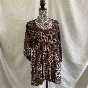 🍯5/$15 stretchy tunic